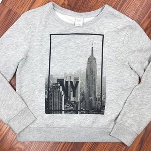 EUC Abercrombie New York NY Sweatshirt